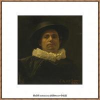 列宾Ilya Repin经典油画作品高清图片人物肖像油画作品图片素材写实派画家油画作品大图 (37)