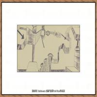 画家保罗克利Paul Klee油画作品高清图片野兽派油画大师作品高清大图 (128)