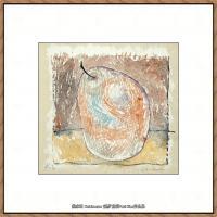 画家保罗克利Paul Klee油画作品高清图片野兽派油画大师作品高清大图 (58)