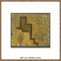 画家保罗克利Paul Klee油画作品高清图片野兽派油画大师作品高清大图 (83)