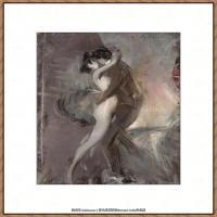 乔凡尼博蒂尼GiovanniBodini油画作品高清图片 (13)