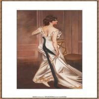 乔凡尼博蒂尼GiovanniBodini油画作品高清图片 (18)