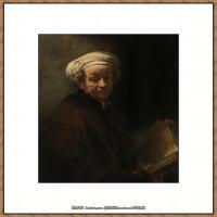 荷兰现实主义画家伦勃朗Rembrandt17世纪最伟大的画家油画作品高清大图肖像画风景画风俗画宗教画 (16)
