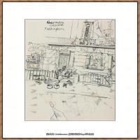 英国表现派绘画大师卢西安弗洛伊德Lucian Freud油画作品高清大图最贵画家卢西安弗洛伊德绘画作品高清图库 (113