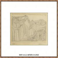 画家保罗克利Paul Klee油画作品高清图片野兽派油画大师作品高清大图 (96)