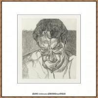 英国表现派绘画大师卢西安弗洛伊德Lucian Freud油画作品高清大图最贵画家卢西安弗洛伊德绘画作品高清图库 (60)