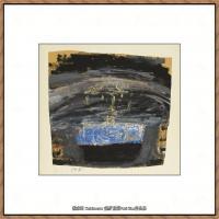 画家保罗克利Paul Klee油画作品高清图片野兽派油画大师作品高清大图 (59)