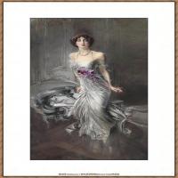 乔凡尼博蒂尼GiovanniBodini油画作品高清图片 (15)