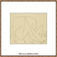画家保罗克利Paul Klee油画作品高清图片野兽派油画大师作品高清大图 (111)