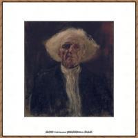 克里姆特Gustav Klimt油画作品奥地利象征主义画家克里姆特油画作品高清图片 (12)