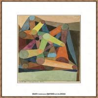 画家保罗克利Paul Klee油画作品高清图片野兽派油画大师作品高清大图 (25)