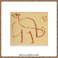 画家保罗克利Paul Klee油画作品高清图片野兽派油画大师作品高清大图 (71)