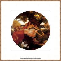 弗雷德里克莱顿洛德莱顿Frederic_Leighton油画作品高清大图古典油画作品高清图片 (69)
