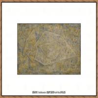 画家保罗克利Paul Klee油画作品高清图片野兽派油画大师作品高清大图 (6)
