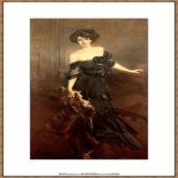 乔凡尼博蒂尼GiovanniBodini油画作品高清图片 (29)