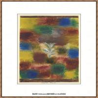 画家保罗克利Paul Klee油画作品高清图片野兽派油画大师作品高清大图 (86)