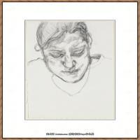 英国表现派绘画大师卢西安弗洛伊德Lucian Freud油画作品高清大图最贵画家卢西安弗洛伊德绘画作品高清图库 (144