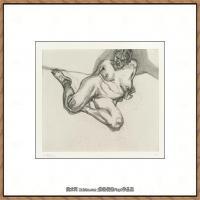 英国表现派绘画大师卢西安弗洛伊德Lucian Freud油画作品高清大图最贵画家卢西安弗洛伊德绘画作品高清图库 (64)