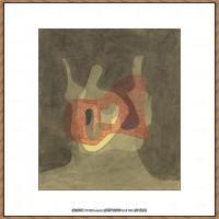 画家保罗克利Paul Klee油画作品高清图片野兽派油画大师作品高清大图 (108)