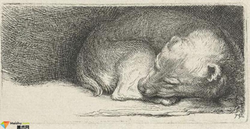 荷蘭(現實主義畫家)倫勃朗Rembrandt-素描展