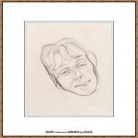 英国表现派绘画大师卢西安弗洛伊德Lucian Freud油画作品高清大图最贵画家卢西安弗洛伊德绘画作品高清图库 (82)