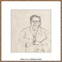 英国表现派绘画大师卢西安弗洛伊德Lucian Freud油画作品高清大图最贵画家卢西安弗洛伊德绘画作品高清图库 (83)