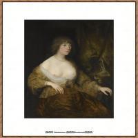 荷兰现实主义画家伦勃朗Rembrandt17世纪最伟大的画家油画作品高清大图肖像画风景画风俗画宗教画 (209)