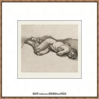 英国表现派绘画大师卢西安弗洛伊德Lucian Freud油画作品高清大图最贵画家卢西安弗洛伊德绘画作品高清图库 (66)