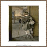 列宾Ilya Repin经典油画作品高清图片人物肖像油画作品图片素材写实派画家油画作品大图 (3)