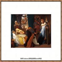 弗雷德里克莱顿洛德莱顿Frederic_Leighton油画作品高清大图古典油画作品高清图片 (79)