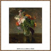列宾Ilya Repin经典油画作品高清图片人物肖像油画作品图片素材写实派画家油画作品大图 (33)