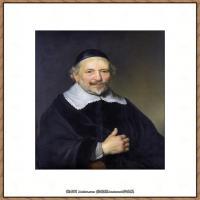荷兰现实主义画家伦勃朗Rembrandt17世纪最伟大的画家油画作品高清大图肖像画风景画风俗画宗教画 (28)