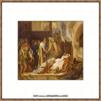 弗雷德里克莱顿洛德莱顿Frederic_Leighton油画作品高清大图古典油画作品高清图片 (31)
