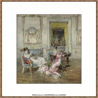 乔凡尼博蒂尼GiovanniBodini油画作品高清图片 (54)