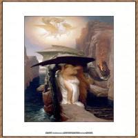 弗雷德里克莱顿洛德莱顿Frederic_Leighton油画作品高清大图古典油画作品高清图片 (23)