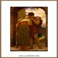 弗雷德里克莱顿洛德莱顿Frederic_Leighton油画作品高清大图古典油画作品高清图片 (5)