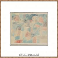 画家保罗克利Paul Klee油画作品高清图片野兽派油画大师作品高清大图 (74)