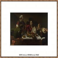 意大利画家卡拉瓦乔Caravaggio油画人物高清图片Michelangelo Merisi da Caravaggio