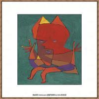 画家保罗克利Paul Klee油画作品高清图片野兽派油画大师作品高清大图 (81)