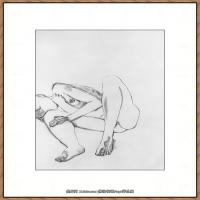 英国表现派绘画大师卢西安弗洛伊德Lucian Freud油画作品高清大图最贵画家卢西安弗洛伊德绘画作品高清图库 (139