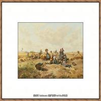 画家保罗克利Paul Klee油画作品高清图片野兽派油画大师作品高清大图 (98)