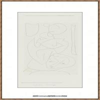 画家保罗克利Paul Klee油画作品高清图片野兽派油画大师作品高清大图 (38)