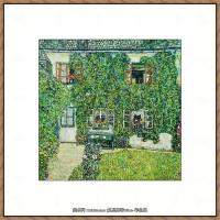 克里姆特Gustav Klimt油画作品奥地利象征主义画家克里姆特油画作品高清图片 (24)