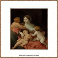 意大利画家卡拉瓦乔Caravaggio油画人物高清图片Charity