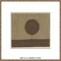 画家保罗克利Paul Klee油画作品高清图片野兽派油画大师作品高清大图 (3)