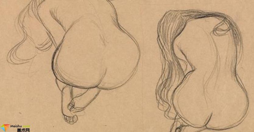 克里姆特Klimt-素描展