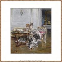 乔凡尼博蒂尼GiovanniBodini油画作品高清图片 (74)