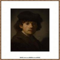 荷兰现实主义画家伦勃朗Rembrandt17世纪最伟大的画家油画作品高清大图肖像画风景画风俗画宗教画 (18)