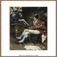 乔凡尼博蒂尼GiovanniBodini油画作品高清图片 (47)