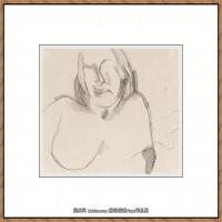 英国表现派绘画大师卢西安弗洛伊德Lucian Freud油画作品高清大图最贵画家卢西安弗洛伊德绘画作品高清图库 (142